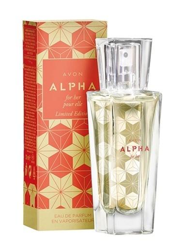 Avon Alpha Kadın Parfüm Edp 30 Ml Renksiz